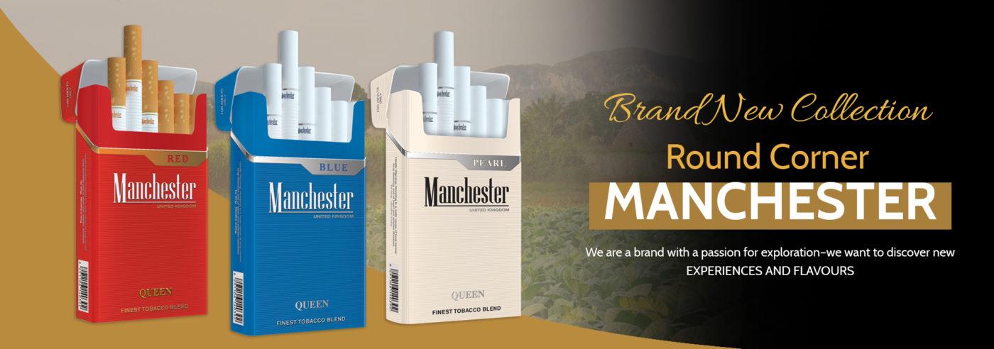 Manchester Cigarettes | Cigarette Wholesalers, Suppliers & Companies